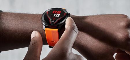 Nubia Red Magic Watch: pantalla AMOLED y sensor de ritmo cardíaco a un precio sorprendente