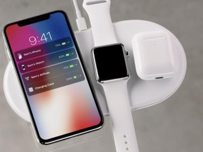 AirPower, el nuevo cargador inalámbrico de Apple con el que podrás cargarlo todo