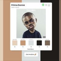Genera paletas de colores basadas en portadas de discos gracias a esta web