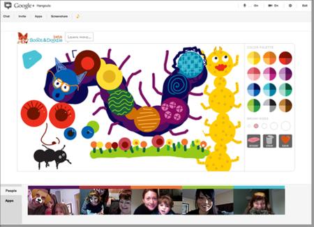 Google abre la API de Google Hangout para crear aplicaciones de todo tipo entorno a la videoconferencia