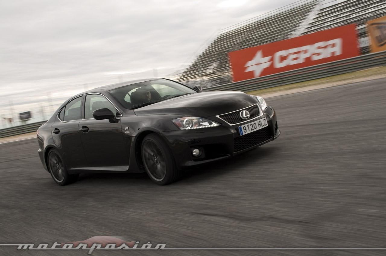 Foto de Lexus IS F (prueba) (18/46)