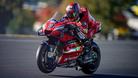 Petrucci Francia Motogp 2020