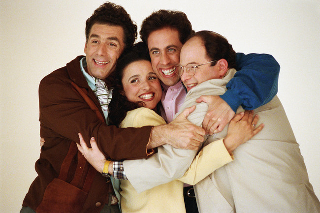 Seinfeld Portada