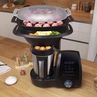 Varios cupones de descuento nos dejan el robot de cocina Cecotec Mambo 10070 por 198 euros en AliExpress Plaza con envío gratis
