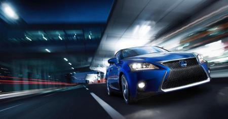 Lexus CT 200h F Sport 2014