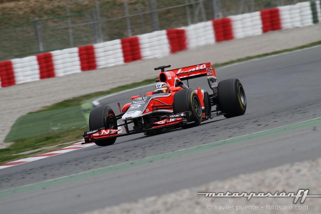 Foto de Entrenamientos Pretemporada 2011 - Circuit de Catalunya (II) - Miercoles (11/50)
