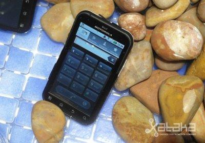 Motorola Defy con Vodafone, primeras impresiones del móvil blindado de Motorola