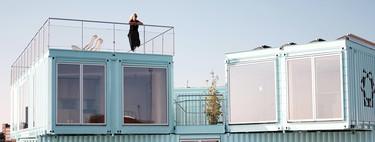 Situada sobre el mar, Urban Rigger es posiblemente la mejor residencia de estudiantes del mundo
