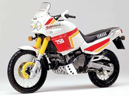 Yamaha Xtz750 89