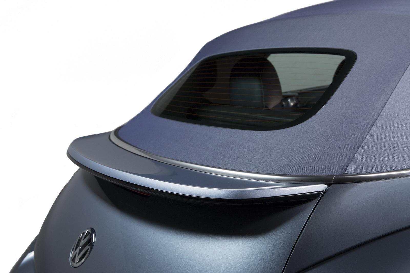 Foto de Volkswagen Beetle Cabrio Denim Edition (7/17)