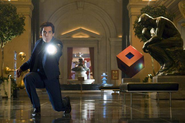 Ben Stiller en Noche en el Museo 2