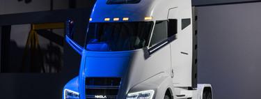 Este es el Nikola One, el camión de cero emisiones que quiere revolucionar el transporte