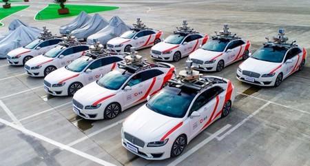 DiDi listo para lanzar sus taxis autónomos en Shanghái