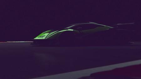Lamborghini Track car bestia circuito 830 CV