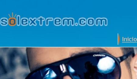 Consiga hasta un 40% de descuento en las gafas de sol de Solextrem.com