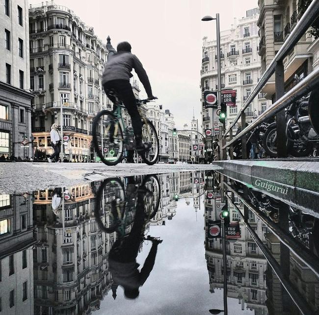 'Parallel Worlds', de Guido Gutiérrez, demostrando que no necesitas una cámara cara para hacer buenas fotos