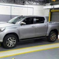 Así es el nuevo Toyota Hilux