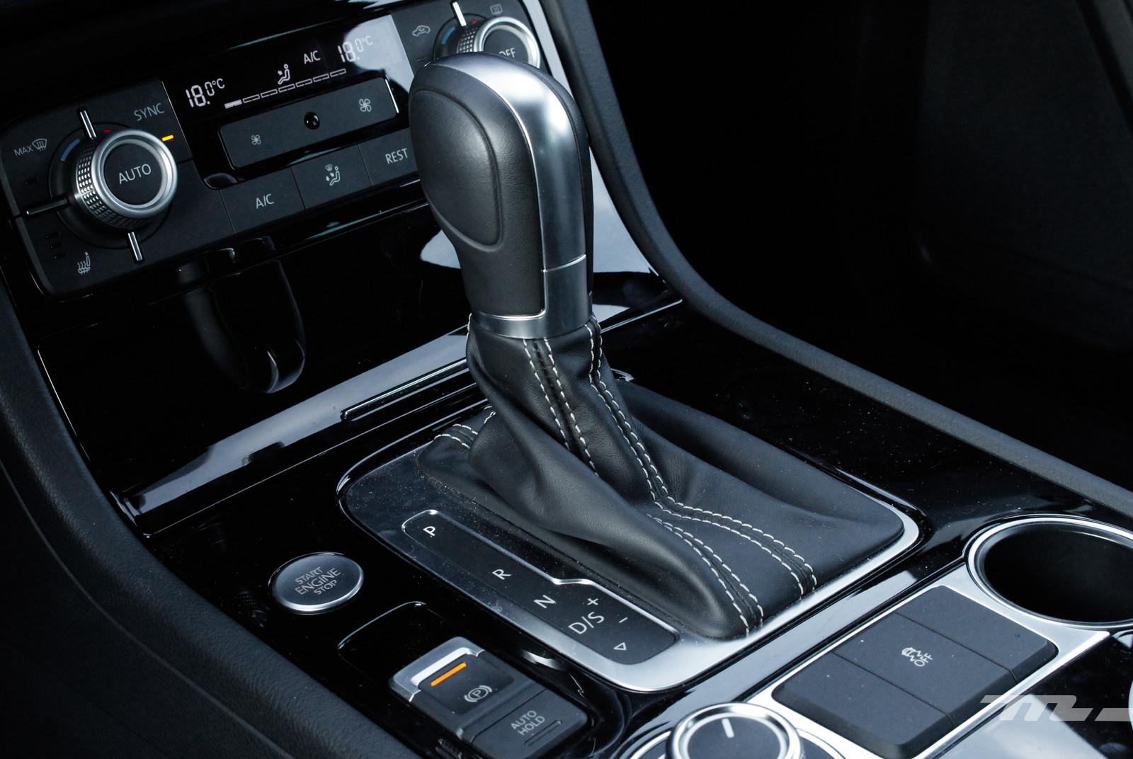 Foto de Volkswagen Touareg TDI Wolfsburg Edition (13/16)