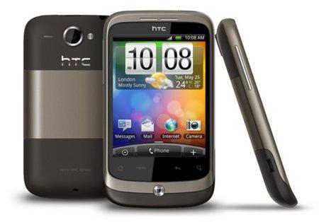HTC Wildfire: Android 2.1 y HTC Sense para todos los públicos, en julio