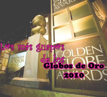 Los Globos de Oro 2010 (II): Los más guapos de la noche