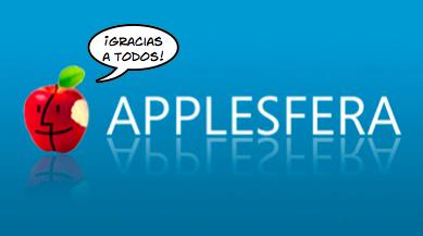 ¡Applesfera cumple 2 años!