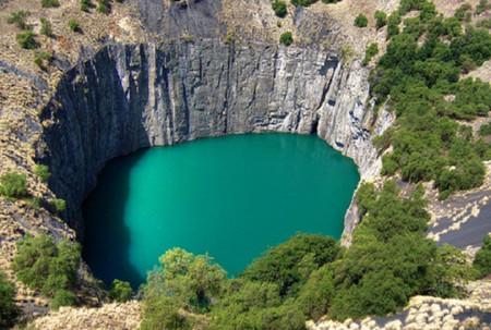 mina kimberly sudafrica diamantes