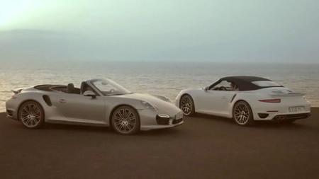 Porsche 911 Turbo Cabriolet: ahora, en vídeo