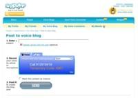 Snapvine, creando nuestros blogs de voz