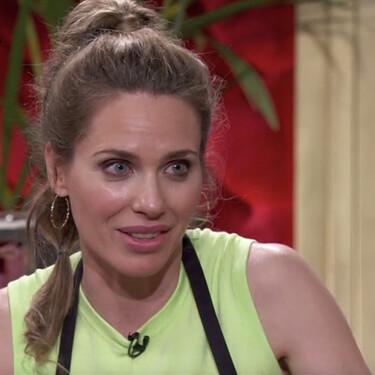 Expulsada Masterchef Celebrity 2021: Vanesa Romero se convierte en la tercera famosa en abandonar las cocinas de 'Masterchef Celebrity 6'
