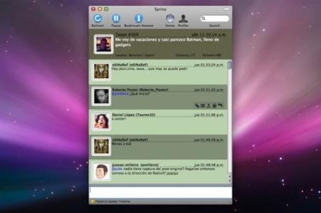 Syrinx: Nuevo cliente de Twitter con búsquedas y opciones de personalización