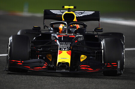 Albon F1 2020