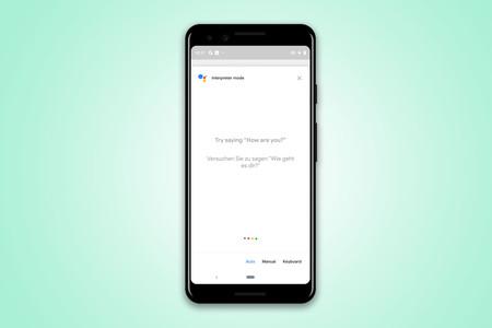 La traducción simultánea de Google Assistant llega a los móviles: con el modo intérprete ya no será necesario instalar ninguna app