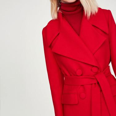 Estos son los 29 abrigos que van a llenar de color tu Otoño-Invierno 2018/2019