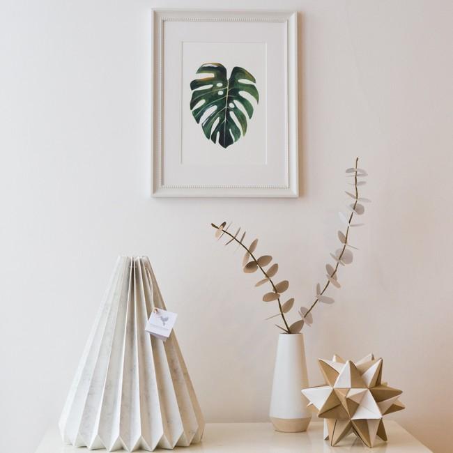 Lampara Diseno Origami Nordico Arquitectura Interiorismo Bodegonsolpor