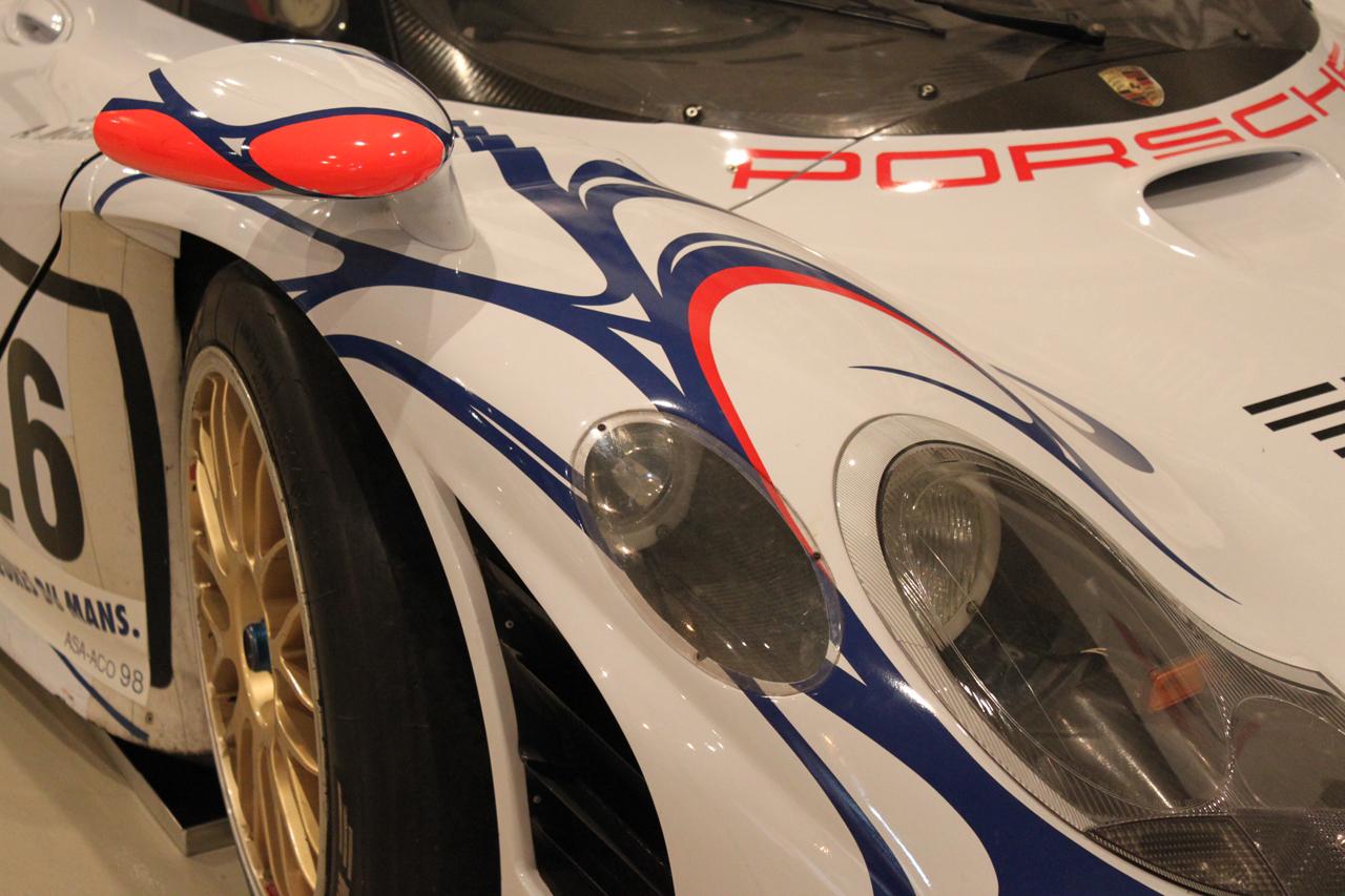 Foto de Museo 24 horas de Le Mans (219/246)