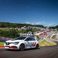 ¡Nuevo récord! El Renault Mégane R.S. Trophy-R ya es el tracción delantera más rápido en Spa-Francorchamps