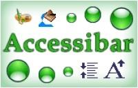 Accessibar, modifica ciertos parámetros de visualización de cualquier sitio web