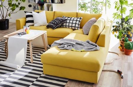 Ikea Sofa Vimle
