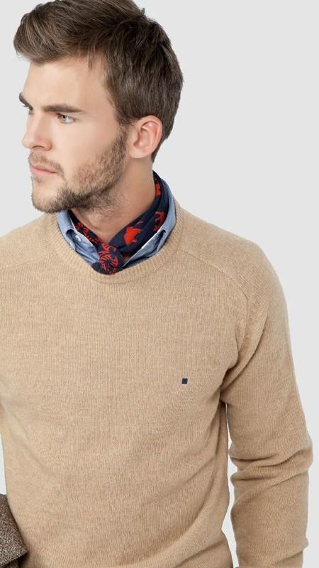 Jersey de lana de cordero