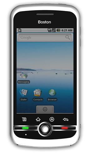 Orange Boston, el nuevo smartphone Android de Orange