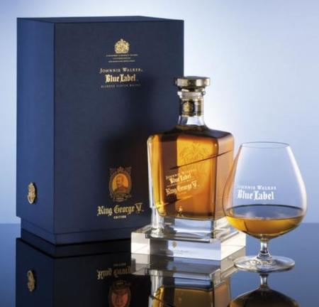 Blue Label King Georges V de Johnnie Walker