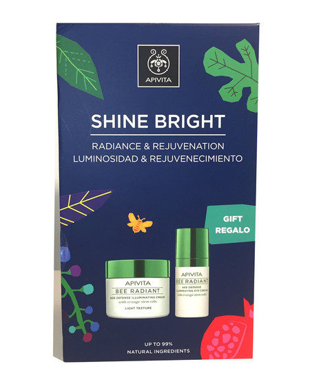 Shine Bright De Apivita