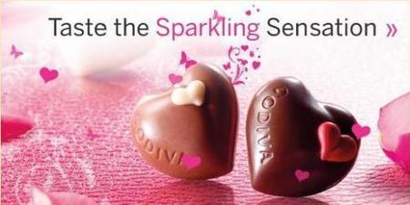 Si no vas a estar por San Valentín, envíale bombones Godiva