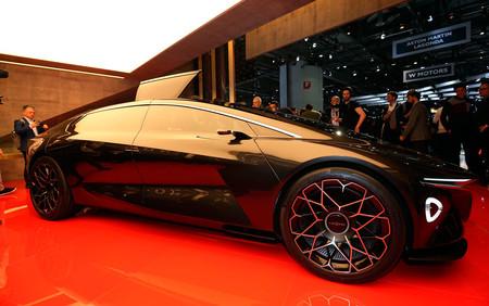 Aston Martin Lagonda Vision Concept, Salón de Ginebra 2018