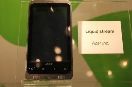 Acer Liquid Stream llegaría en octubre para dar algo de visibilidad a la marca