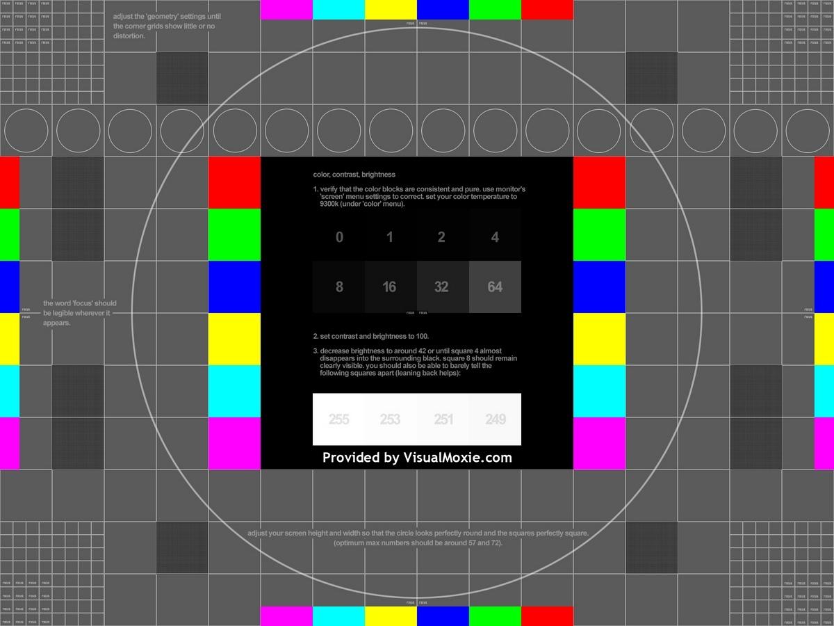Foto de Calibración pantallas (1/18)