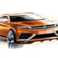 ¿Un Volkswagen Tiguan Coupé R? Los alemanes sí que lo ven como una buena idea