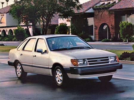 Ford Tempo 2963