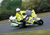 La policía inglesa vende sus Pan-European por internet
