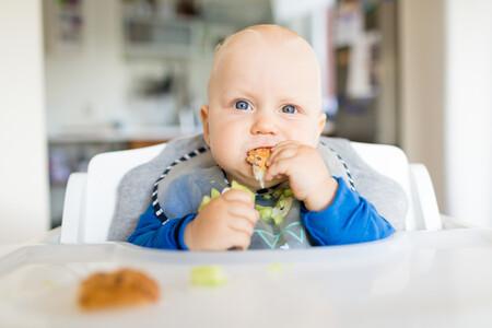 A partir de los seis meses tu bebé puede comer (casi) lo mismo que el resto de la familia